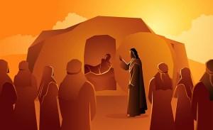 V Domingo de Cuaresma: Jesús resucita a Lázaro