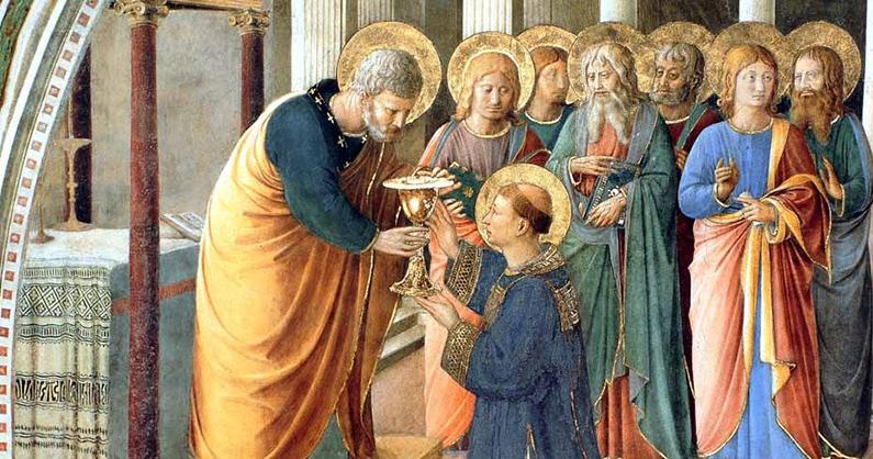 V Domingo de Pascua: la institución del diaconado