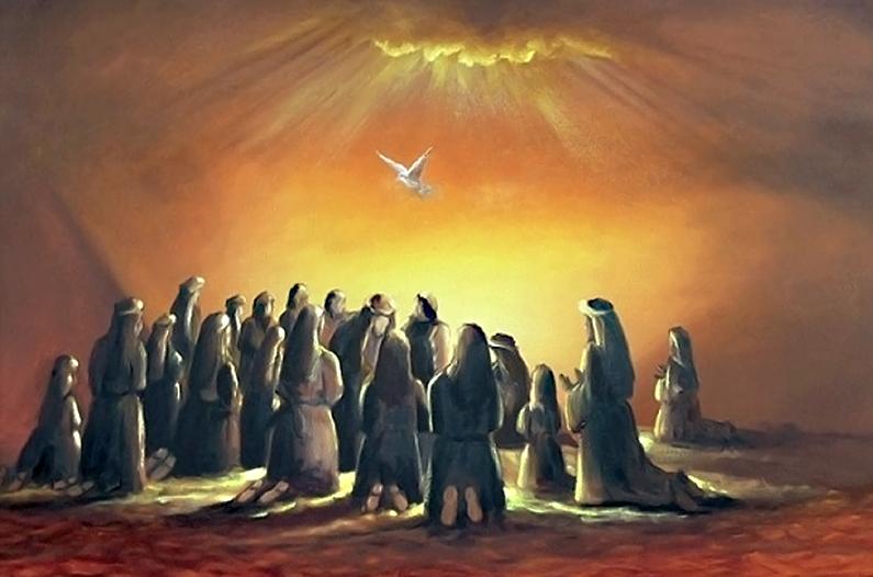 Domingo de Pentecostés: ¡Ven Espíritu Santo!