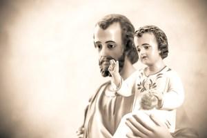 San José, el más santo de los santos: Apariciones de San José