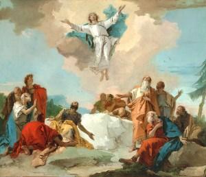 VII Domingo de Pascua: la Ascensión del Señor