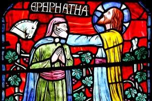 XXIII Domingo durante el año: Effetá… ábrete