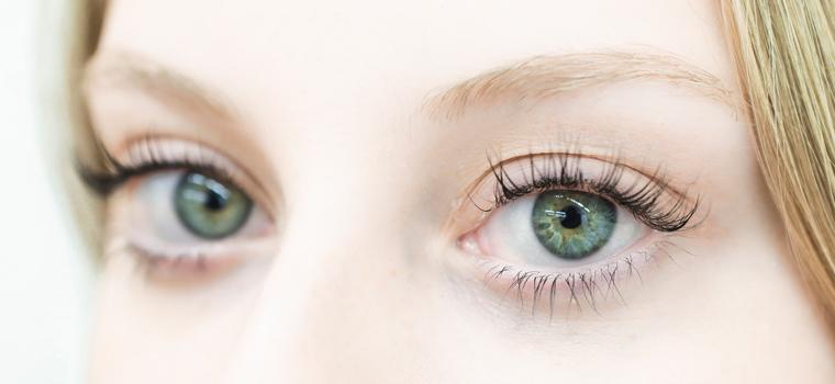 Tipos de extensiones de pestañas para resaltar tu mirada