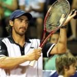 Dificil debut para Pablo Cuevas