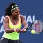 Serena Wiliams superó a Pennetta y está 7-0 en la marca de enfrentamientos