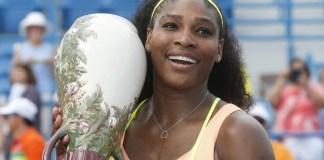 Serena mas reina que nuncaSerena mas reina que nunca