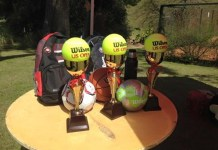 Culminó la segunda etapa de la Wilson Junior Tour en el Club del Lago