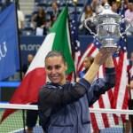 Flavia Pennetta logra el titulo del Us Open y anuncia su retiro