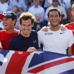 Gran Bretaña en la final de la Davis