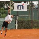 Nicolás Xiviller vicecampeón en dobles en el Junior Open de Chile