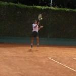 Nicolas Xiviller estuvo a pasos de la final de dobles