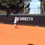 Santiago Maresca gana su primer punto ATP