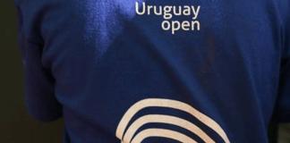 El Uruguay open en sus aprontes finales