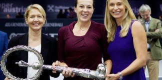 Pavlyunchenkova y su primer título