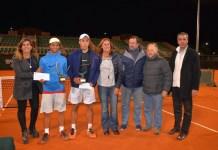 Premiación Camino al Uruguay Open