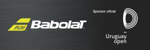 Babolat Uruguay sponsor oficial Uruguay open