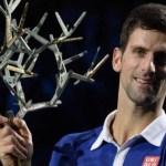 Djokovic con su cuarto título en París, sexto Master 1000 del año