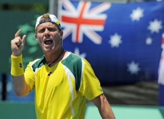 Lleyton Hwitt será uno de los representantes de Australia
