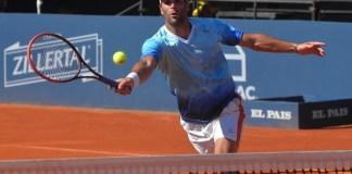 Se larga otra edición del Uruguay Open, luego de las jornadas de clasificación