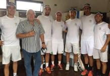 Uruguay desciende al Grupo 3 al perder en Guatemala - Fotos AUT