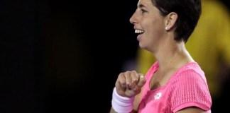 Carla Suárez debuta ante Ivanovic