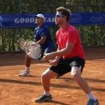 Ariel Behar y Di Paula campeones en dobles