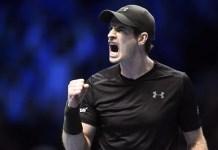 Murray está en semifinales en el O2