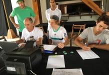 Rodolfo Curuchet árbitro del F1 de Punta del Este
