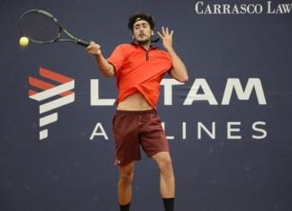 Rodrigo Arus perdío en el último partido de la qualy