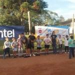 Gurises al Tenis en Club Artesano-Nueva Helvecia