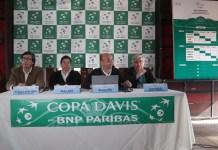 Sorteo Copa Davis