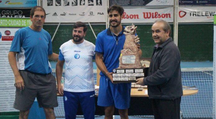 Rodrigo Arus campeón en Trellew
