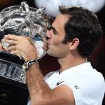 Roger Federer campeón del Australian Open 2018