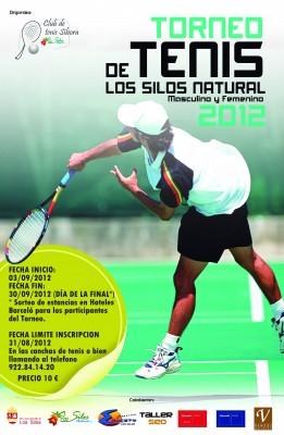 Cartel torneo 2012