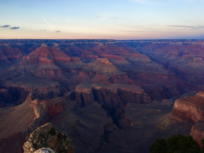 The South Rim (Copy)