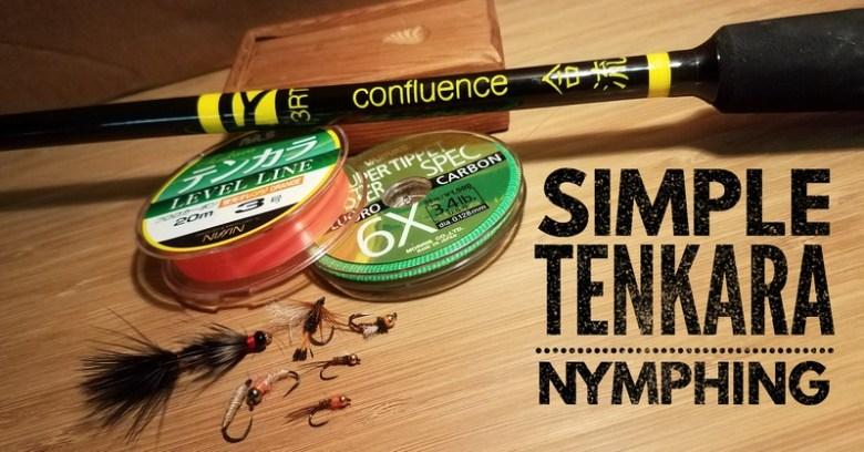 Anthony Naples FA17 - Simple Tenkara Nymphing - pic 01