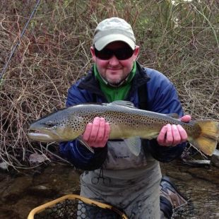 Tenkara Angler Interview Nick Cobler 5