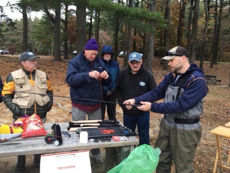 Bill Holleran SP19 - Profile Red Brook Tenkara - Teaching