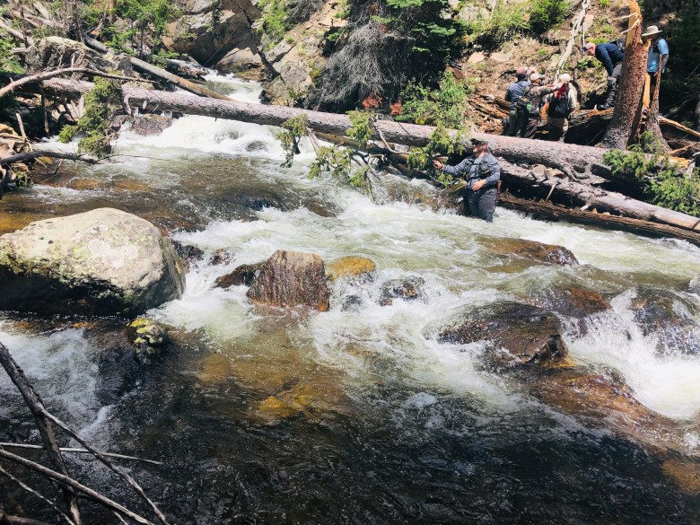 Adam Rieger FA19 - Lessons Learned in the Rockies - Fishing