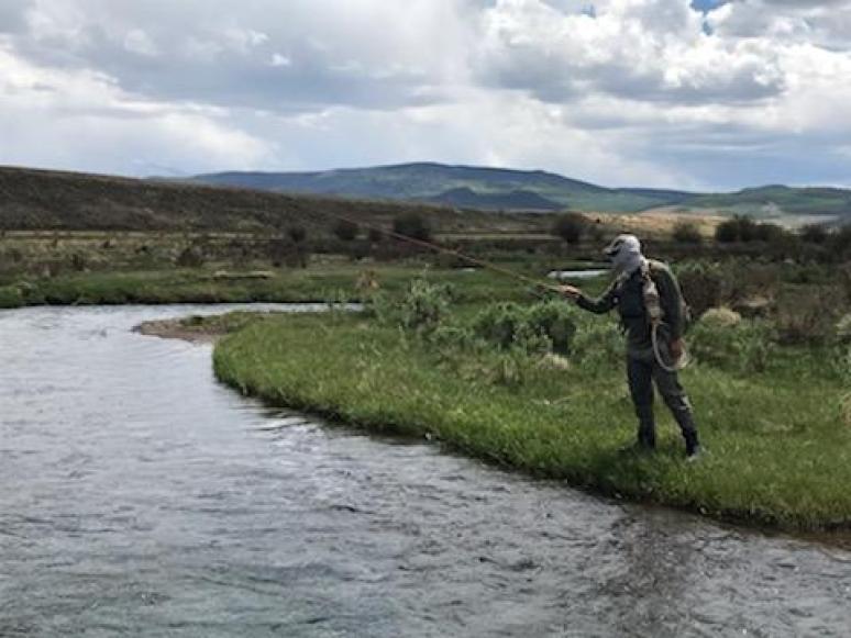 Tenkara Frontier - Matt Sment Fishing