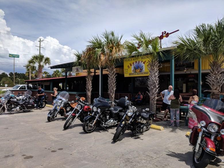 Tenkara Flavor - Skynyrds Bar South Carolina