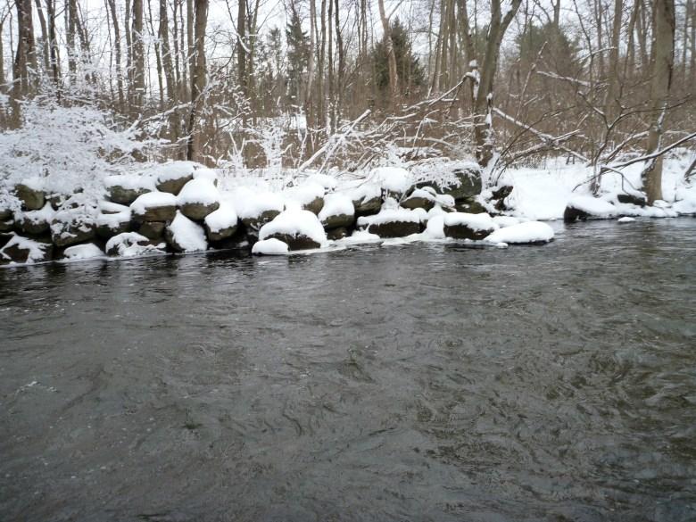 Chris Stewart W1516 - Tenkara Angler Low and Slow - Winter Stream Fishing