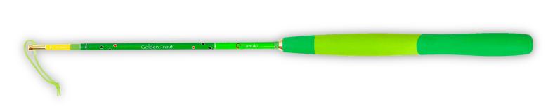 Short Tenkara Rods - Tanuki Golden Trout