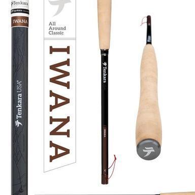 Tenkara Rod Buying Guide - Tenkara Angler - Tenkara USA Iwana