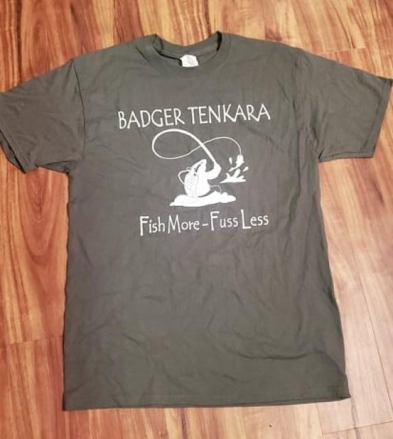 Tenkara Yard Sale - Badger Tenkara Fish More Fuss Less