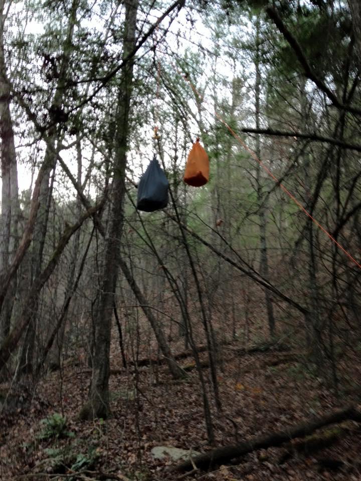 Fall Shenandoah Mountains - Tenkara Angler - Rob Lepczyk - Bear Bags