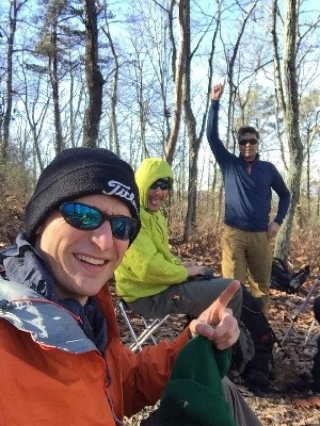 Fall Shenandoah Mountains - Tenkara Angler - Rob Lepczyk - Group Shot