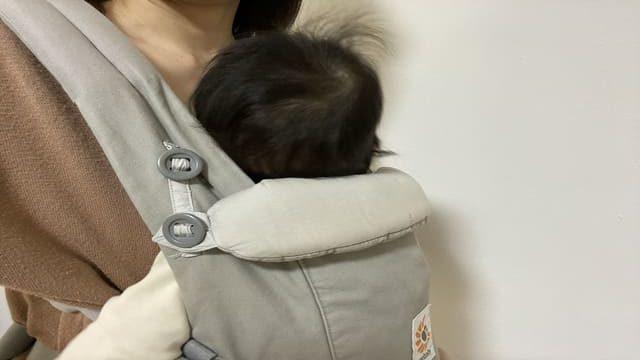 エルゴ アダプト 新生児 ネックサポート