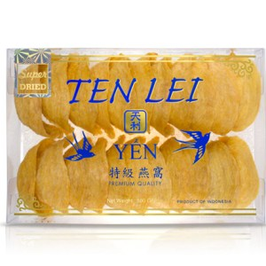 Edible Birds Nest Blue Label 500 Gram Gold
