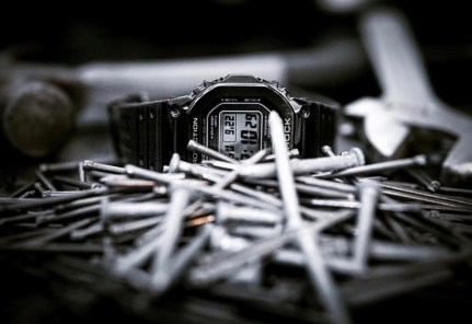 The G-Shock GMWB5000g-1